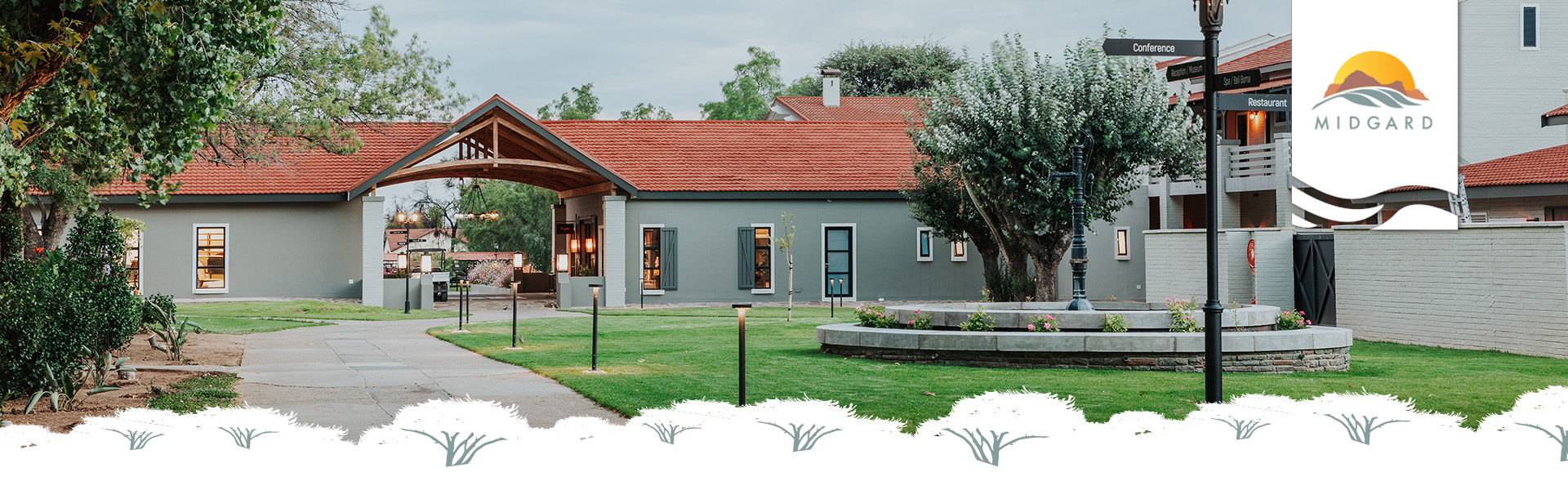 Midgard Country Estate banner